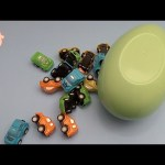 Learn Colours with Toy Cars! Fun Learning Contest!