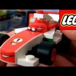 Lego Carros 2 Francesco Bernoulli 9478 Disney Pixar Carrinhos do filme Cars 2 Portugues Review
