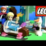 LEGO Disney Frozen Elsa's Sparkling Ice Castle 41062 ❤ Juego El Brillante Castillo de Hielo de Elsa