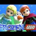 LEGO FROZEN Anna Elsa Olaf 41062 Disney Elsa's Sparkling Ice Castle – El Brillante Castillo de Hielo