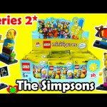 LEGO Minifigures The Simpsons Series 2 Blind Bags 71009