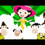 Little Bo Peep | Nursery Rhymes | Children Songs