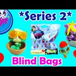 Littlest Pet Shop Series 2 Figurines