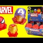 Marvel Mashems Spiderman, Iron Man, Captain America and More