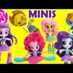 My Little Pony Equestria Girls Minis Dolls