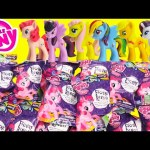 My Little Pony Figure Rings