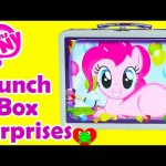 My Little Pony Pinkie Pie Lunch Box Surprises