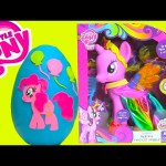 My Little Pony Surprises Pinkie Pie Surprise Egg Twilight Sparkle