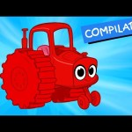 My Red Tractor – My Magic Pet Morphle #25 (+ extra episodes)