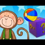 Mystery Box #3 | Original Nursery Rhyme | Super Simple Songs