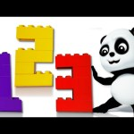 Numbers Song | Learn Numbers With Bao Panda | Counting Numbers 123