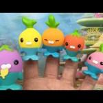 Octonauts The Vegimals Finger Family Nursery Rhyme Song For Toddlers Children Kids