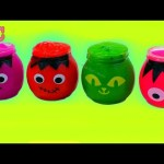 Clay Slime Surprise Toys Inside Out Shopkins Hello Kitty,  ハロー・キティ глина слизь игрушка