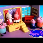 Peppa Pig Dance Academy Studio Activity Stage Nickelodeon – Academia de Baile by Disneycollector