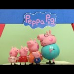 Peppa Pig – Finger Family Nursery Rhyme – Family Finger Daddy Finger Song for Children Kids Toddlers