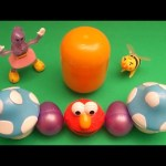 Phineas and Ferb Surprise Egg Learn-A-Word! Spelling Words From the Kitchen! Lesson 3