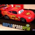 Pit Stop launchers McQueen Disney Cars 2 Pixar Mattel launcher pitstop