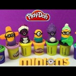 Play Doh Makin' Mayhem Set Featuring Despicable Me Minions