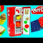 Play Doh Refrigerator Supermarket Store