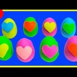 Play Doh Surprise Heart Eggs LPS Minecraft Shopkins