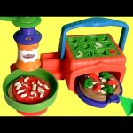 Play Doh Twirl 'n top Pizza Shop Pizzeria Playset – Make Pizzas with Playdough by Disneycollector