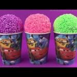 Play foam ICE CREAM, Surprise Eggs, Super Mario, Anpanman アンパンマン Baikinman ばいきんまん Dokin-chan ドキンちゃん
