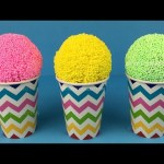 Playfoam ICE CREAM! Surprise Eggs, Disney Frozen, CARS 2, Teletubbies Trash Pack Yo Gabba Gabba TOYS