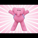 Pocoyo – The Best Moments of Elly!