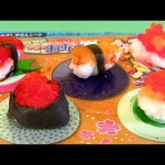 Popin Cookin #2 Sushi Candy Making Kit Edible Gummy DIY by Kracie  グミキャンディーキット