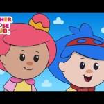Rig-a-Jig-Jig | Mother Goose Club Kid Songs and Nursery Rhymes