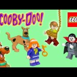 SCOOBY DOO Cartoon Network Lego Scooby Doo Finds The Key Scooby Doo Video Parody