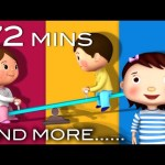 See Saw Margery Daw | Plus Lots More Nursery Rhymes | From LittleBabyBum!