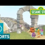 Sesame Street: Abby Visits Colonial Trolliamsburg (Abby's Flying Fairy School)
