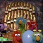 Sesame Street: Count's Number of the Day 4