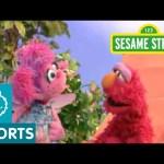 Sesame Street: Elmo Tries to Take a Nap