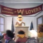 Sesame Street – The National Association of W Lovers
