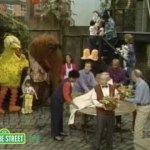Sesame Street: Wedding Day