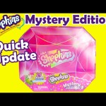 Shopkins Mystery Edition 2 Quick Update
