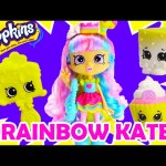 Shopkins Rainbow Kate Shoppie Doll