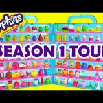 Shopkins Season 1 Collection Tour Toy Genie