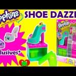 Shopkins Shoe Dazzle Playset Season 3 Fashion Spree