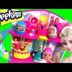 Shopkins Surprise Eggs Barbie Disney Frozen Princess FASHEMS Inside-Out – Clay Buddies Peppa Pig