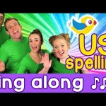 Sing Along – Colors Song for kids, with lyrics (US spelling)
