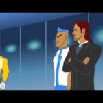 Supa Strikas – FC Hydra's Liquido & Coach Del Aqua