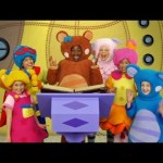 Teddy Bear Boogie Woogie – DVD Episode – Mother Goose Club Songs for Children