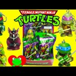 Teenage Mutant Ninja Turtle New 2015 Keychain Blind Bags
