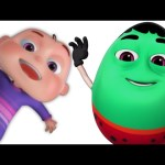 Ten Little Humpties   Five Little Babies   Nursery Rhymes Collection   3D Music Video For Children