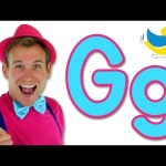 The Letter G Song – Learn the Alphabet