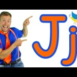 The Letter J Song – Learn the Alphabet