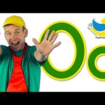 The Letter O Song – Learn the Alphabet